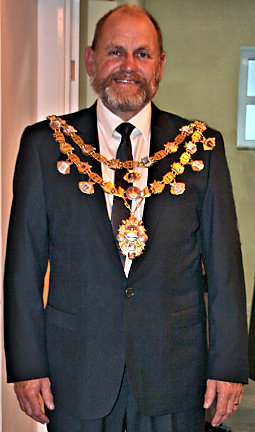 Mayor Graham Webb
